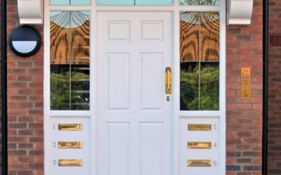 Stay secure with our doors